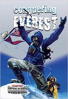 Book Conquering Everest (Crabtree Chrome)
