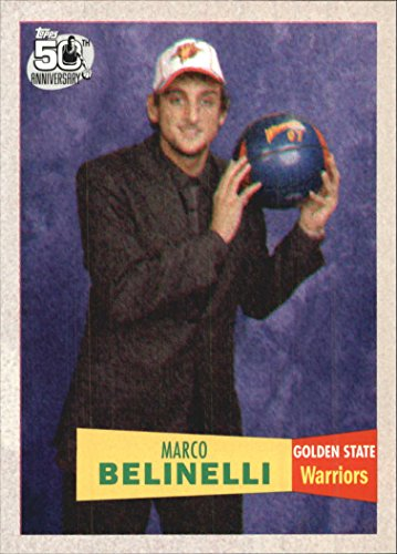 2007-08 Topps 1957-58 Variations #128 Marco Belinelli