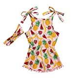 Lavany Baby Girls Dresses 2Pcs Cute Toddler Cotton