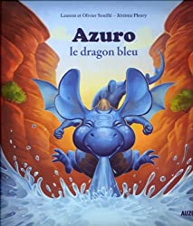 Azuro : Le dragon bleu