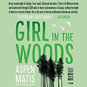 Girl in the Woods Audiobook