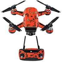 Skin for DJI Spark Mini Drone Combo - Nice Rack| MightySkins Protective, Durable, and Unique Vinyl Decal wrap cover | Easy To Apply, Remove, and Change Styles | Made in the USA