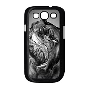 Cute Dog Phone Case For Samsung Galaxy S3 i9300 [Pattern-1]