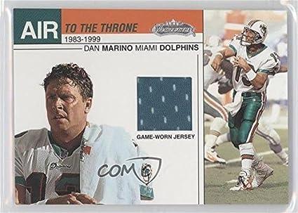 5631a5cce Amazon.com  Dan Marino (Football Card) 2002 Fleer Showcase - Air to ...