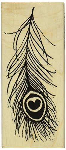 Stampendous Mounted Rubber Stamp 1-3/4