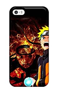 Durable Protector Case Cover With Naruto Shippuden Hd Hot Design For Iphone 5/5s