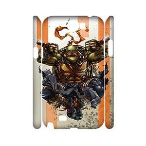 WJHSSB Ninja turtles Phone 3D Case For Samsung Galaxy Note 2 N7100 [Pattern-6]