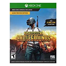 Playerunknown's Battlegrounds – Game Preview Edition - Xbox One (DLC Code)