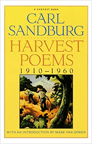 Harvest Poems: 1910-1960 (Harvest Book)