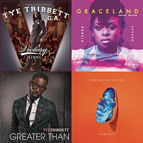 Byron Cage - Tye Tribbett and More