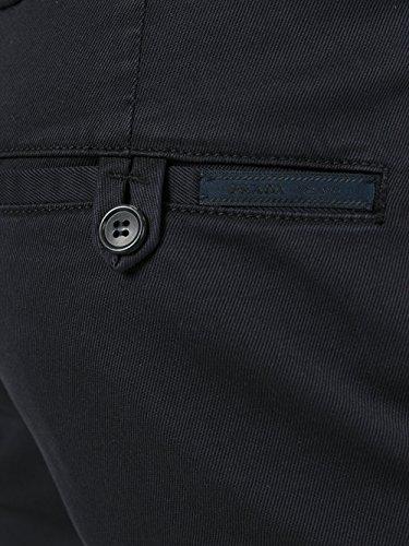 Prada Hombre GEPA881MXSF0124 Azul Algodon Pantalón