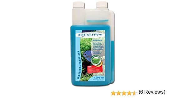 aquality de purificador de agua 1000 ml: Amazon.es: Productos para mascotas