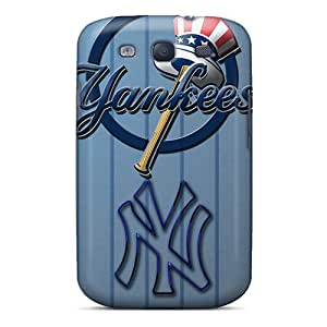 Perfect Hard Cell-phone Case For Samsung Galaxy S3 (vph2581CNjM) Custom Beautiful New York Yankees Image