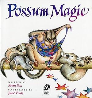 Night noises voyager book mem fox terry denton 9780152574215 possum magic voyager books publicscrutiny Image collections