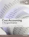 img - for Cost Accounting, Global Edition 15th edition by Rajan, Madhav, Datar, Srikant M., Horngren, Charles T. (2014) Paperback book / textbook / text book