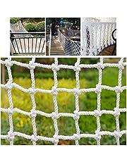 WWWANG Seguridad niños Jardín neto red de protección de seguridad de construcción Calle Red puerta de patio barandilla granizo Balcón Valla gato Pelota de golf Béisbol Deportes Protecrtion neto Pond Y