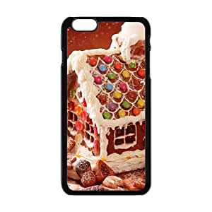 Beautiful Snow scenery Christmas house Phone Case for Iphone 6