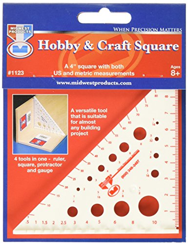 Midwest Products Hobby & Craft Square