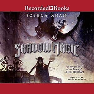 Shadow Magic Audiobook