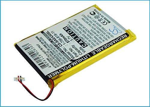 Cameron Sino Battery for Sony NWZ-E436F