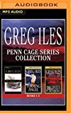 Greg Iles - Penn Cage Series: Books 2 & 3: Turning Angel, The Devil's Punchbowl (Penn Cage Novels)