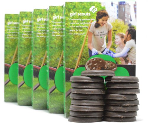 Thin Mints Cookies by Girl Scout Cookies