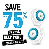 In Radiance Deep Pore Brush Head Replacement Set