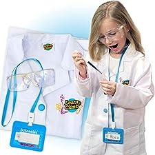 Science Lab Coat Kids