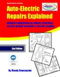 Auto-Electric Repairs Explained, Mandy Concepcion, 1490534997