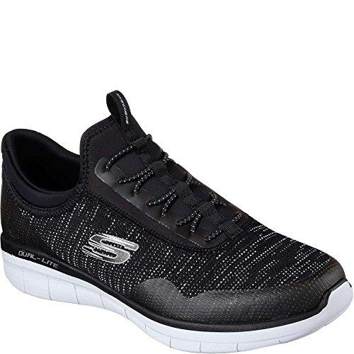 Skechers 52650/BKW Sneakers Homme Noir 44