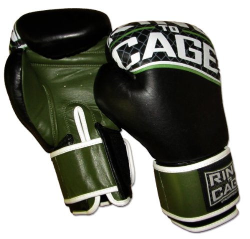 Pro Muay Thai PAD-TECH Sparring Gloves. Muay Thai, MMA, Kickboxing, Boxing (14oz)