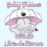 Libro de Invitados Baby Shower: Libro de firmas para Baby