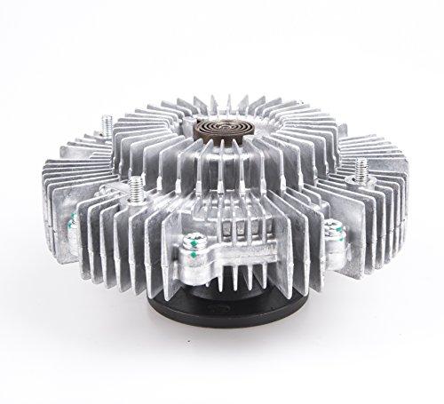 - Mechapro 2583 Pro Engine Cooling Fan Clutch for Suzuki Samurai Sidekick Vitara 1.3L 1.6L