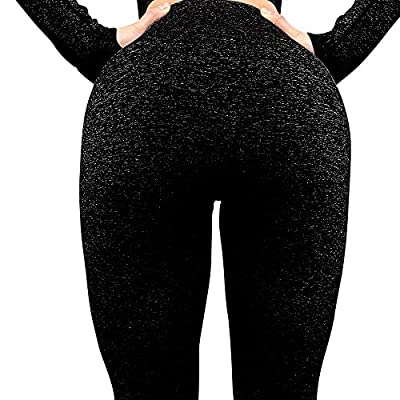 Konna Active Yoga Seamless High Waist Two Piece Legging Fitness Set at Women's Clothing store