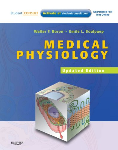 Medical Physiology, 2e Updated Edition: with STUDENT CONSULT Online Access (MEDICAL PHYSIOLOGY (BORON)) Pdf