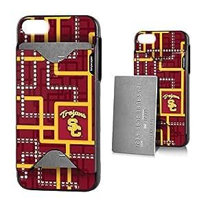 Southern California Trojans iphone 6 4.7 Credit Card Case Pipes NCAA WANGJING JINDA