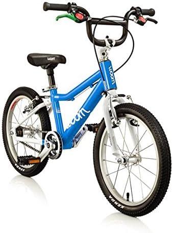 WOOM &apos 3 Blue   bicicleta 16, 4 – 6 años, 105 – 120 cm, 5,4 kg ...