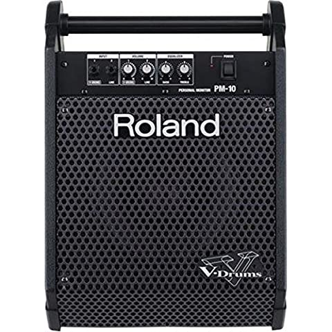 Roland PM-10 Personal Monitor Amplifier (Roland Electronic V Drums)