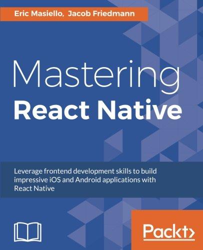 Mastering React Native