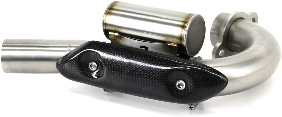 Coude collecteur d/échappement avec powerbomb Header Dominator Compatible avec CRF 250 R 06-09 2006-2009