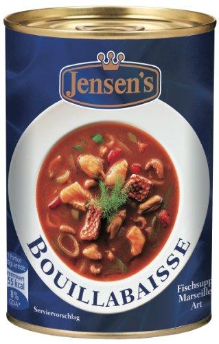 ジェンセン ブイヤベーススープ 400mlの商品画像