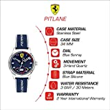 Ferrari Boys' Stainless Steel Quartz Watch with