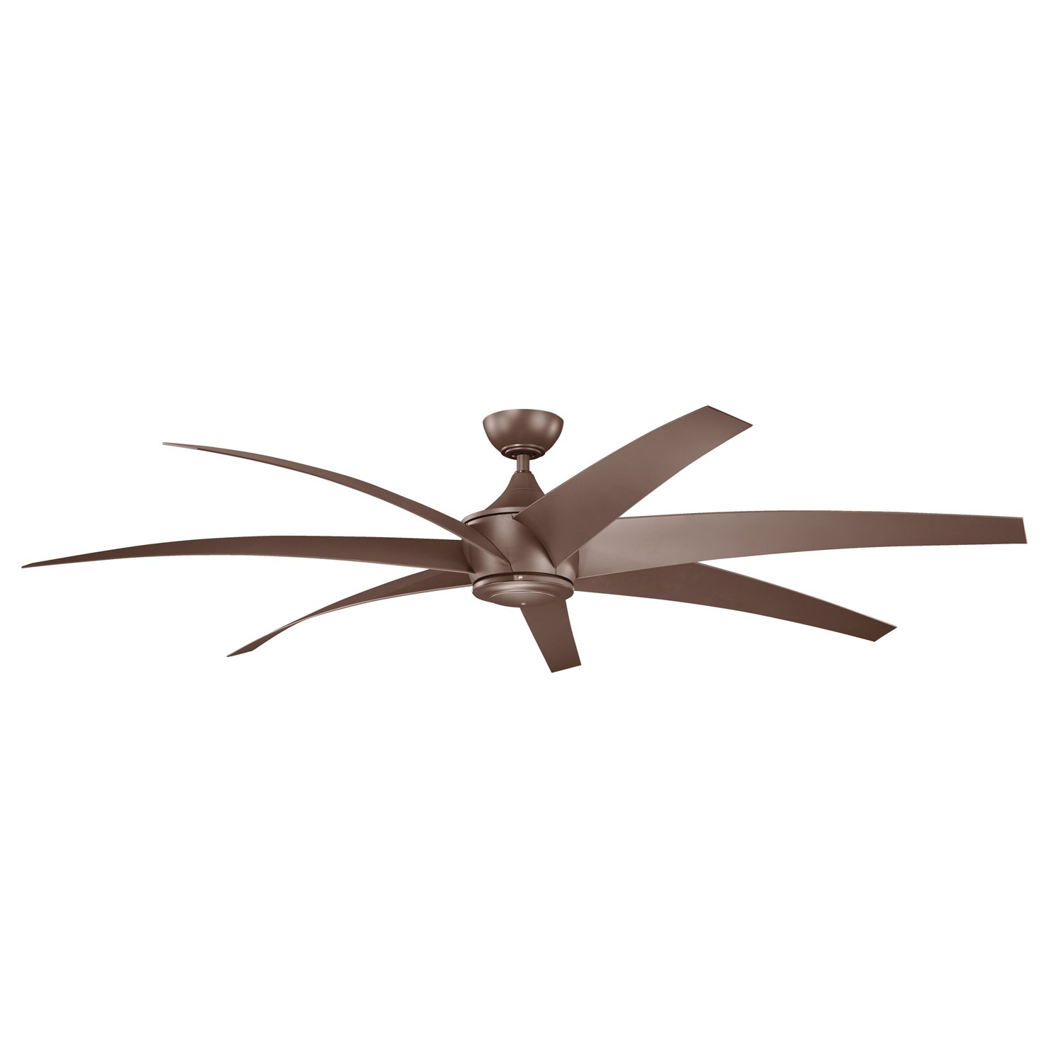 kichler lighting dbk lehr climates inch wet location dc  - kichler lighting dbk lehr climates inch wet location dc ceiling fandistressed black finish with distressed black abs blades   amazoncom