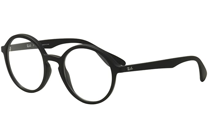 Amazon.com: Ray-Ban Unisex 0RX7075, 49 mm: Clothing