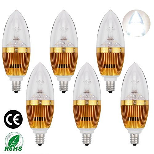 LEDMO Dimmable Incandescent Equivalent Candelabra product image