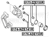 04479-12230 / 447912230 - Cylinder Kit For Toyota