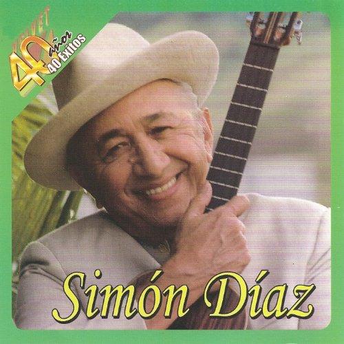 ... 40 Años 40 Exitos de Simon Diaz