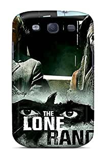 Galaxy S3 Case Slim [ultra Fit] The Lone Ranger 2013 Protective Case Cover