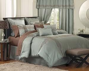 Raymond Waites Boca Seaside King Comforter Set