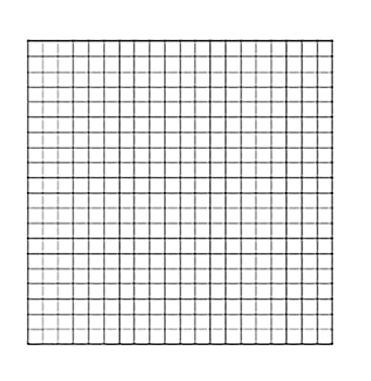 Geyer Instructional Products 150246 Graph Paper Stickers